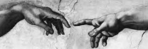 hands-touching